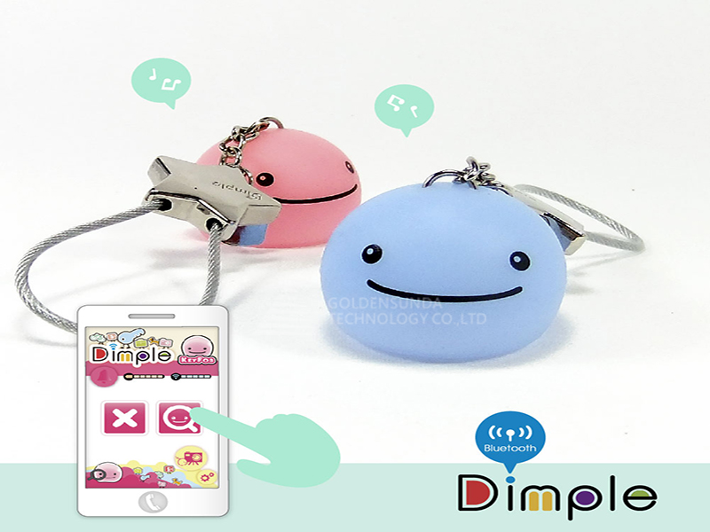 Smile doll - Baby Blue (Bluetooth)