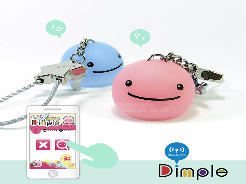 Smile doll -  Baby Pink (Bluetooth)